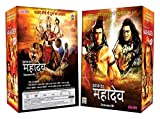 Devon Ke Dev Mahadev Final Season 3( Brand New 18 DVD Set, Episode 309 to 440,Hindi Language, With English Subtitles, Released By Ultra Dvd)