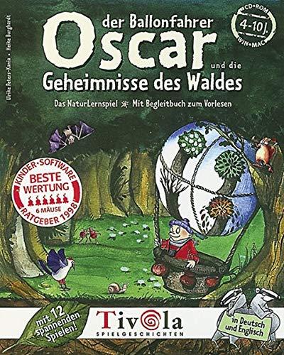 Oscar der Ballonfahrer und die Geheimnisse des Waldes - Einzellizenz