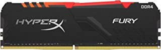 HyperX Fury RGB 32GB 2666MHz DDR4 CL16 DIMM Single Stick HX426C16FB3A/32