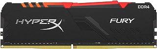 HyperX FURY HX426C16FB3A/32 Memory 2666 MHz DDR4 CL16 DIMM 32 GB RGB