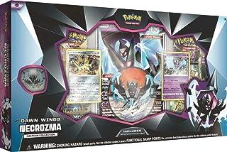 Pokémon Dusk Mane Necrozma/ Dawn Wings Necrozma Collectible Cards