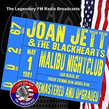 Legendary FM Broadcasts - Malibu Nightclub, Lido Beach NY 1 May 1981