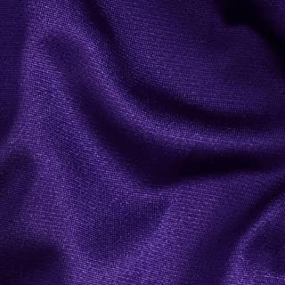Somerset Industries, 108in 40 Denier Tricot Purple Fabric By The Yard