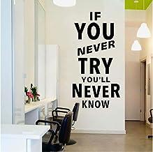 'If You Have Never Personalized A Boy' inspirerande fras väggklistermärke väggklistermärke vinyl vägg prova hus renovering...