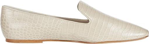 Cobblestone Soft Mini Croc Leather