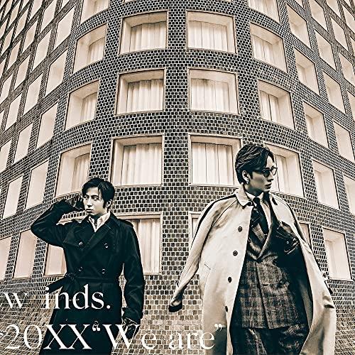 """【Amazon.co.jp限定】20XX """"We are""""[通常盤](w-inds. オリジナルブロマイドセット(ソロ2枚+集合1枚/計3枚組)Bタイプ付)の商品画像"""