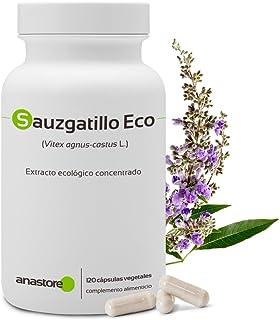 Sauzgatillo   Agnus Castux Vitex   120 capsulas