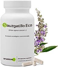 Sauzgatillo | Agnus Castux Vitex | 120 capsulas