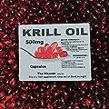 The Vitamin Superba RED Krill Oil 500mg 120 Capsules Free P&P (L)