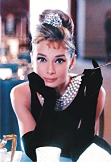 Audrey Hepburn, Actress, Model, Movie Star, Breakfast at Tiffany's, Souvenir Magnet 2 x 3 Photo Fridge Magnet