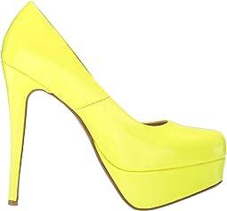 Neon Yellow Patent