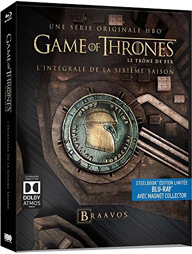 Game of Thrones (Le Trône de Fer) - Saison 6 [Francia] [Blu-ray]