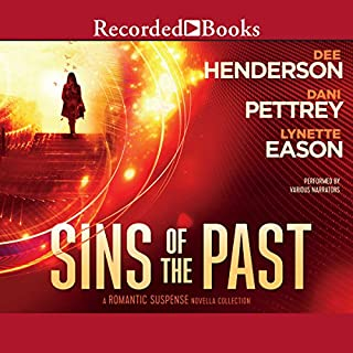 Sins of the Past     A Romantic Suspense Novella Collection              By:                                                                                                                                 Dee Henderson,                                                                                        Dani Pettrey,                                                                                        Lynette Eason                               Narrated by:                                                                                                                                 Graham Winton,                                                                                        Christina Moore,                                                                                        Therese Plummer                      Length: 10 hrs and 10 mins     9 ratings     Overall 4.6