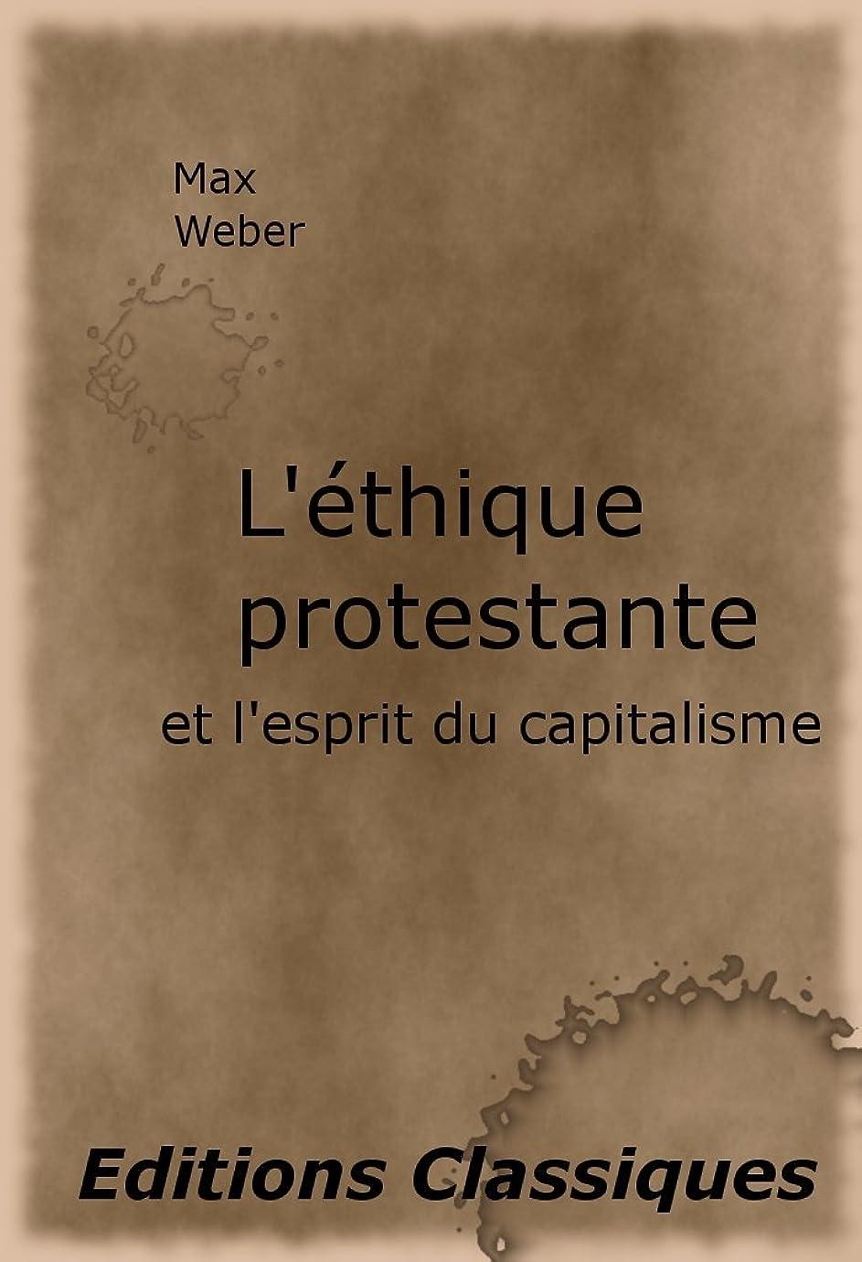 徹底的にツインありそうL'éthique protestante et l'esprit du capitalisme (French Edition)