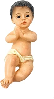 Baby Jesus Small Nativity Figurine Detailed Handmade Nazareth Keepsake
