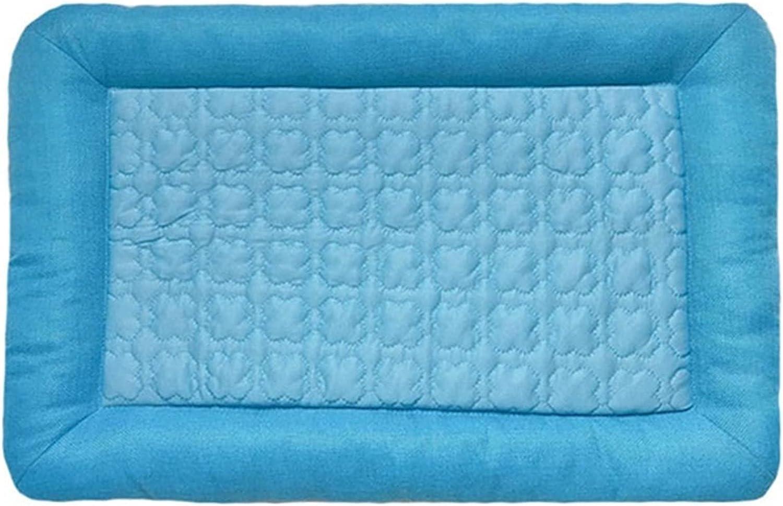 YSJJLRV Japan's largest assortment Pet mats Dog Cooling Pad Mat Teddy Ice Max 51% OFF Mattress