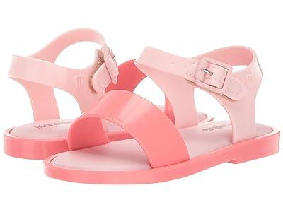 Mini Melissa Mar Sandal IV BB (Toddler/Little Kid) (Pink) Girl