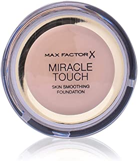 Max Factor Miracle Touch Compact Foundation, Liquid Illusion, Bronze, 11.5g