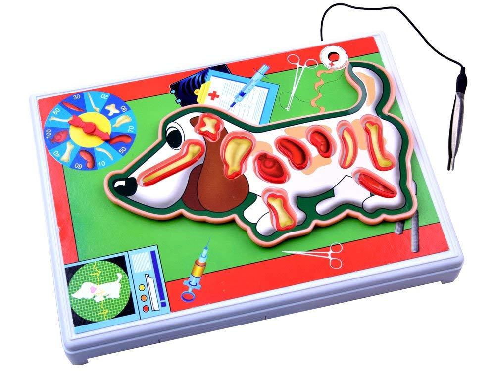 BSD Juego de Mesa - Juego Operación - Operación del Perro - Juego de Veterinario: Amazon.es: Juguetes y juegos