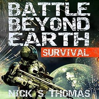 Battle Beyond Earth: Survival audiobook cover art