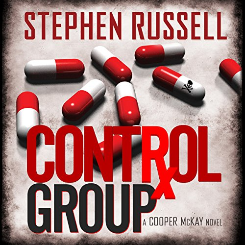 Control Group     A Cooper McKay Novel              By:                                                                                                                                 Stephen Russell                               Narrated by:                                                                                                                                 Stephen Russell                      Length: 9 hrs and 9 mins     Not rated yet     Overall 0.0
