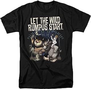Where The Wild Things areWild Rumpus T Shirt & Stickers