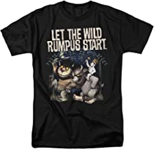 Where The Wild Things are Wild Rumpus T Shirt & Stickers