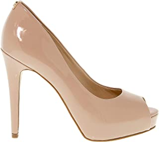 Guess Luxury Fashion Womens FLHDE1PAF07PINK Pink Pumps | Spring Summer 20
