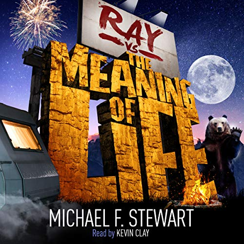 Ray vs the Meaning of Life audiobook cover art