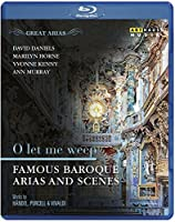 Great Arias: O Let Me Weep [Blu-ray]