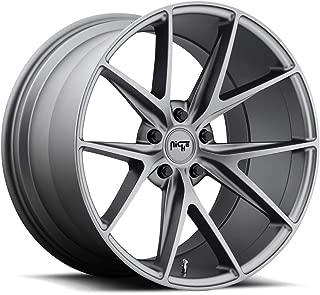 Niche M116 Misano 18x8 5x114.3 +40mm Anthracite Wheel Rim