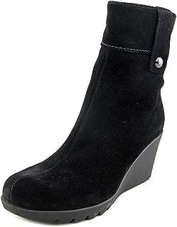 La Canadienne Women's Bridgette Ankle Boot,Black,11 M US