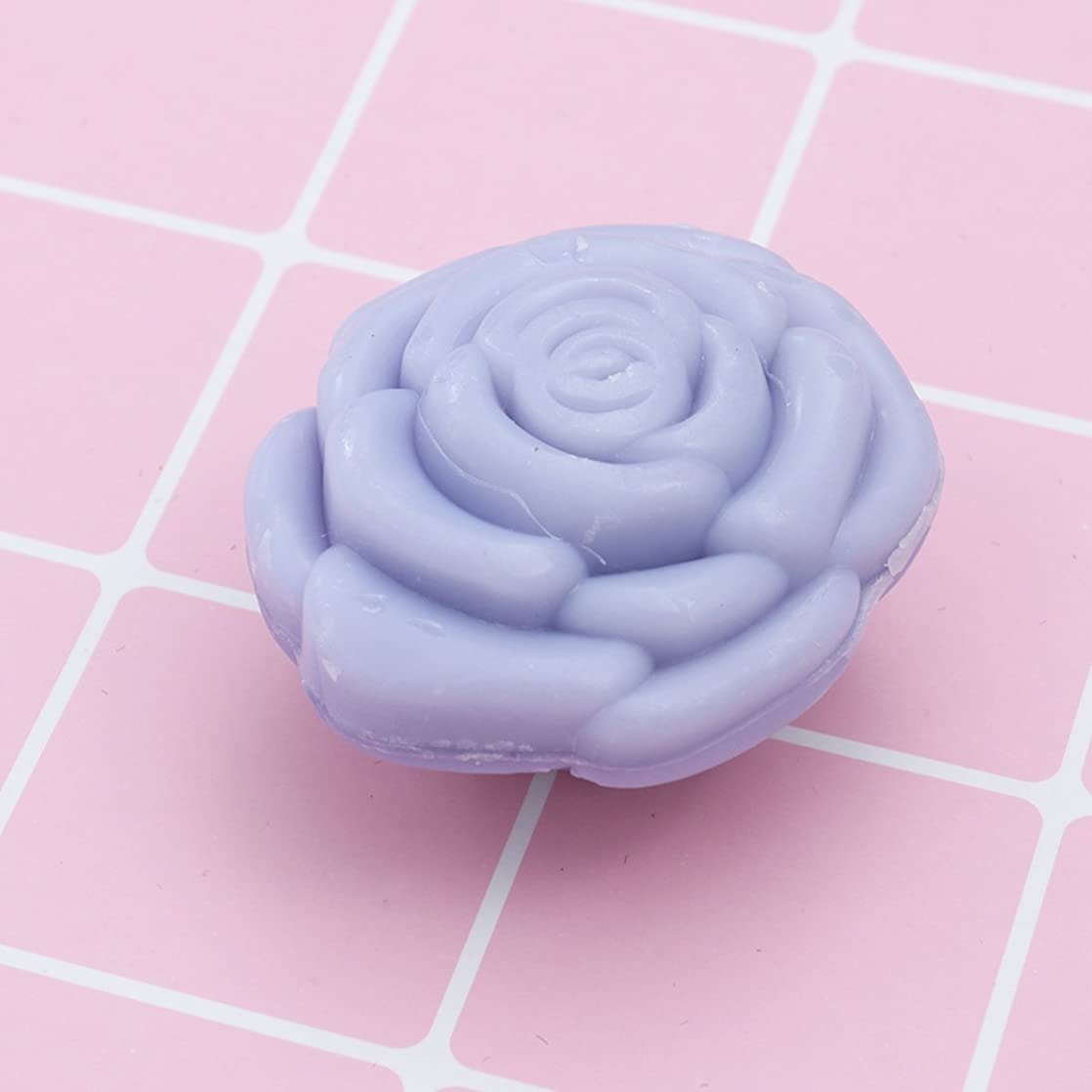 あからさまソファーつぶやきAmosfun 手作り石鹸オイルローズフラワーソープアロマエッセンシャルオイルギフト記念日誕生日結婚式バレンタインデー(紫)20ピース
