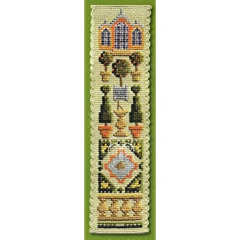 Medieval King Counted Cross Stitch Bookmark Kit by Textile Heritage