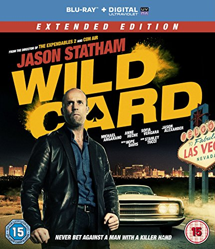 Wild Card: Extended Edition [Blu-ray] [2015]