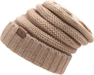 New Twist Vertical Knit hat European and American Style Headgear with Men and Women