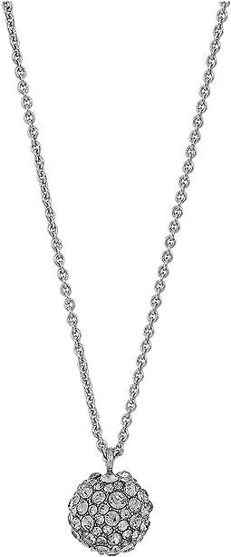 Vera Bradley - Radiant Fireball Short Necklace