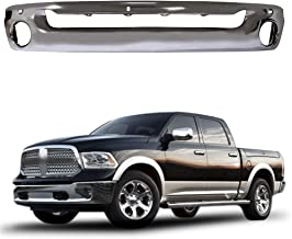 SCITOO Front Bumper Guard Bull Bar Automotive Bumpers Fits for 2002-2009 Dodge Ram 1500 2003-2009 Ram 2500