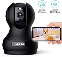 wifi security camera with sound