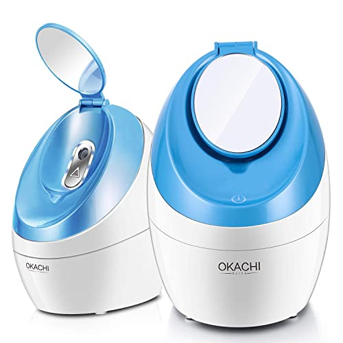 Cosmetic Mirror Nano Ionic Facial Steamer Hot Steam Sprayer