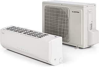 antirretorno retr/áctil soplado Acondicionador de Aire fr/ío Deflector del Aire del Aire Acondicionado para el confinamiento RENNICOCO Deflector del acondicionador de Aire