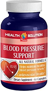 Hawthorn Berry Extract - Blood Pressure Support - Bring Blood Pressure (1 Bottle)
