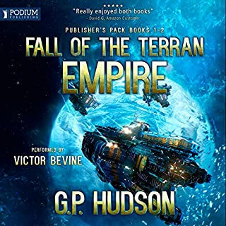 Fall of the Terran Empire: Publisher's Pack (Book 1-2) cover art