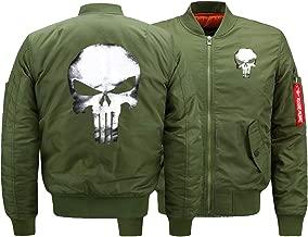 punisher bomber jacket