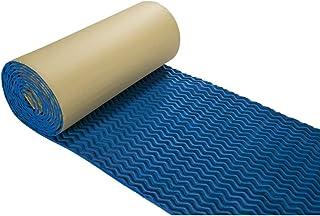 青の音響パネル、(5平方メートル)屋内リビングルームレコーディングスタジオ映画ルームキャバレー吸音綿 (Color : 5 Square Meters)
