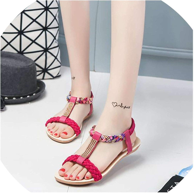 Leah Lambert sandal Summer shoes Women Sandals Summer Beach shoes Bohemian Sandals