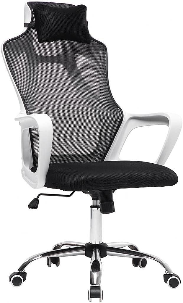 MMAA Office 5 ☆ popular Desk Chair OFFicial mail order Swivel Mesh Computer