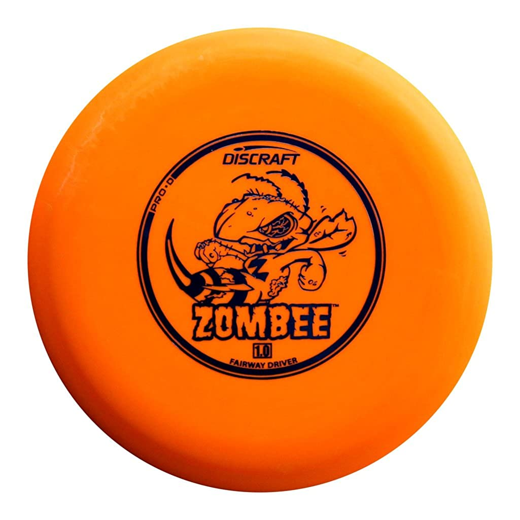 Discraft Pro D Zombee Fairway Driver Golf Disc [Colors May Vary]