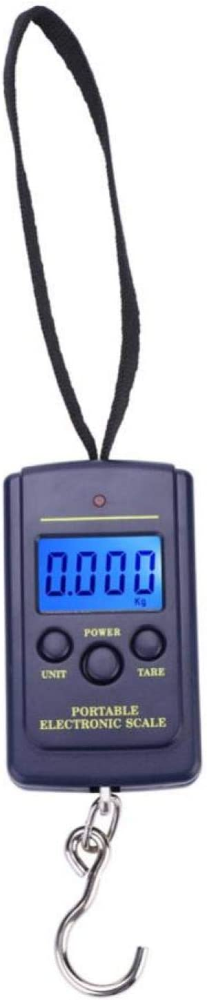 Cyrank Max 54% OFF Portable High quality Fish Scales Electric Digital Scale Weight