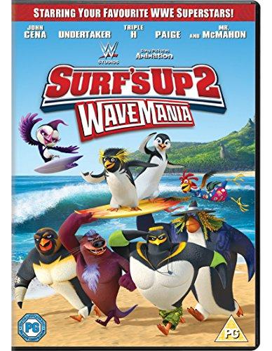 Surfs Up 2 Wave Mania [Edizione: Regno Unito] [Reino Unido] [DVD]
